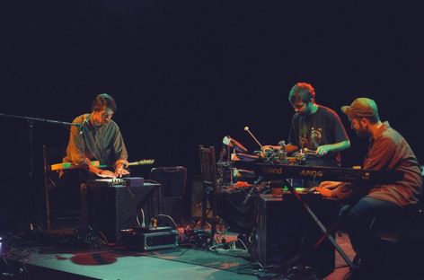 Sun Araw recorded his latest album, Rock Sutra, live-to-MIDI with his band image