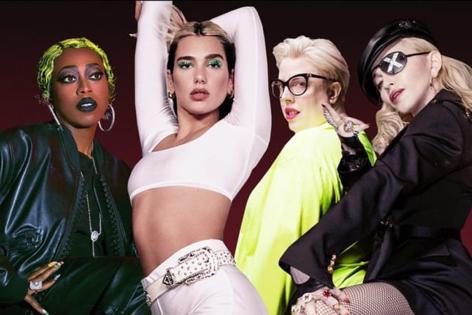 The Blessed MadonnaがMoodymannらをフィーチャーしたDua Lipaのリミックスアルバムをキュレート image