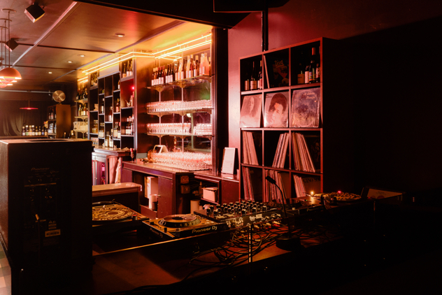 San Francisco's Bar Part Time is an intimate nightclub focused on music and natural wine image
