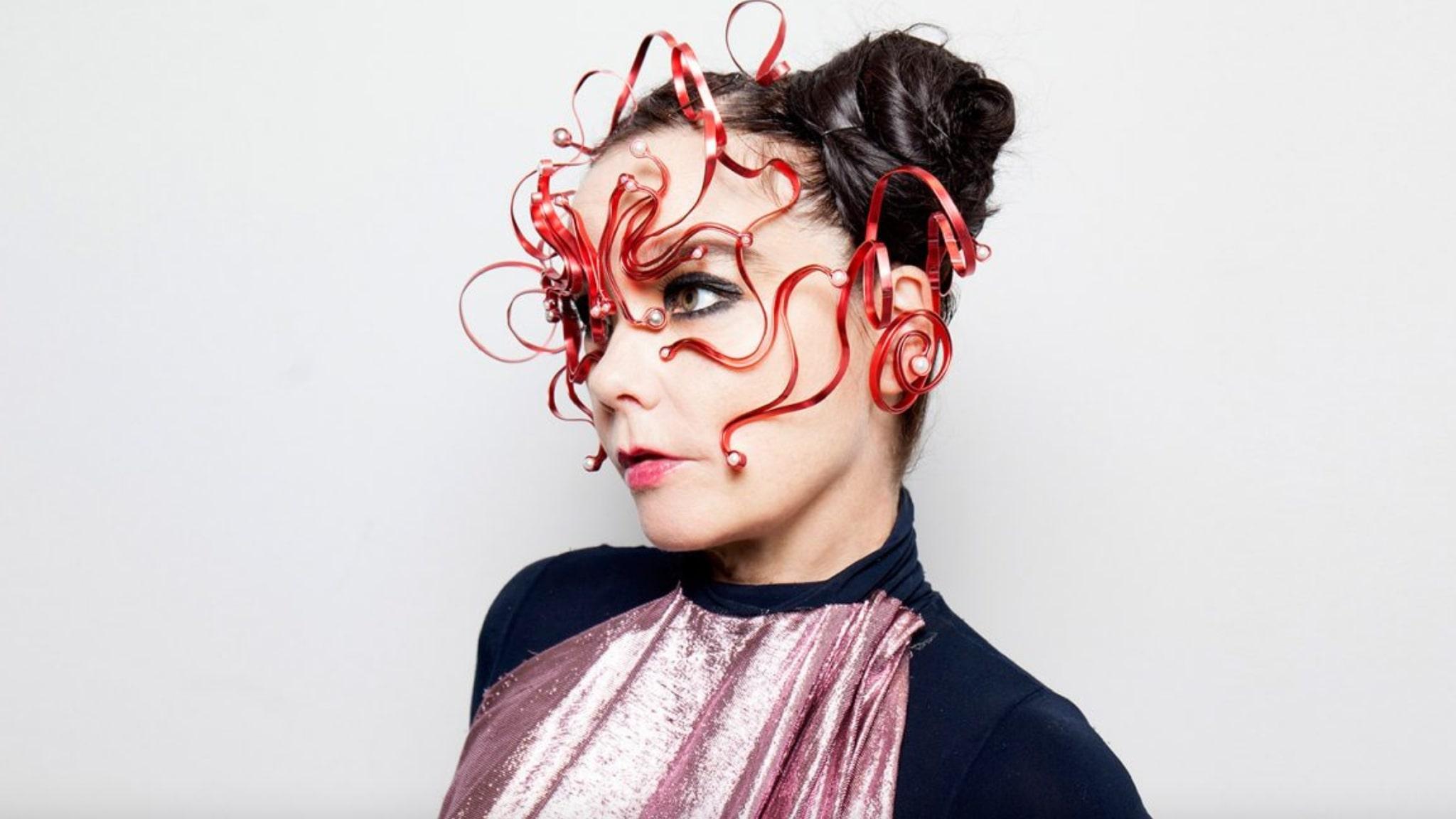 Björk to broadcast four orchestral concerts from Reykjavik image