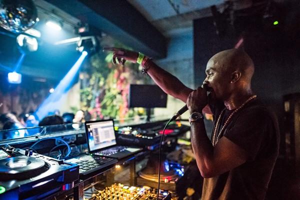 Detroit producer Drummer B to debut new album, raise funds for Belle Isle Aquarium during livestream event image