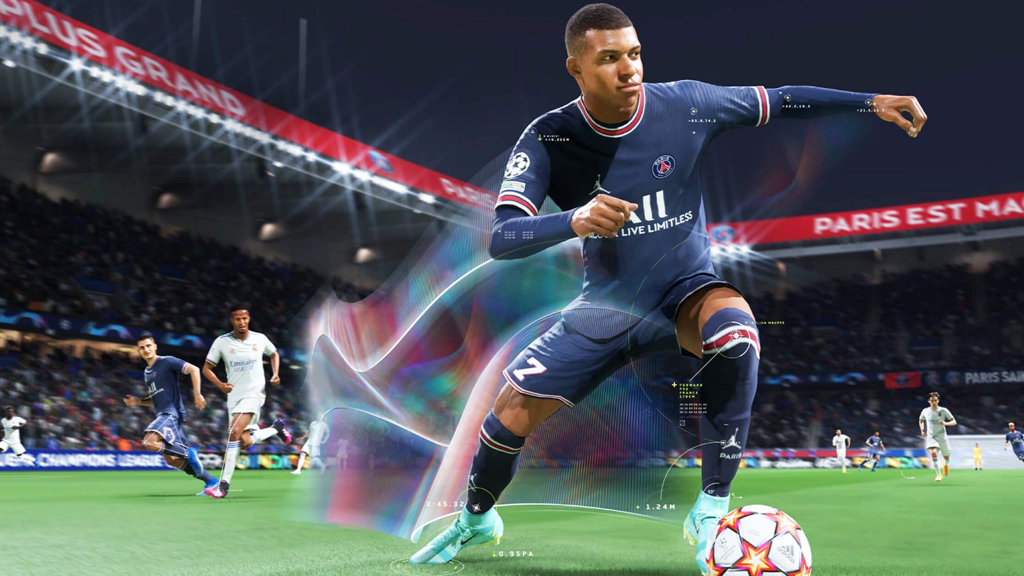 The Chemical Brothers, Shygirl, Machinedrum and more feature on FIFA 22 video game soundtrack image