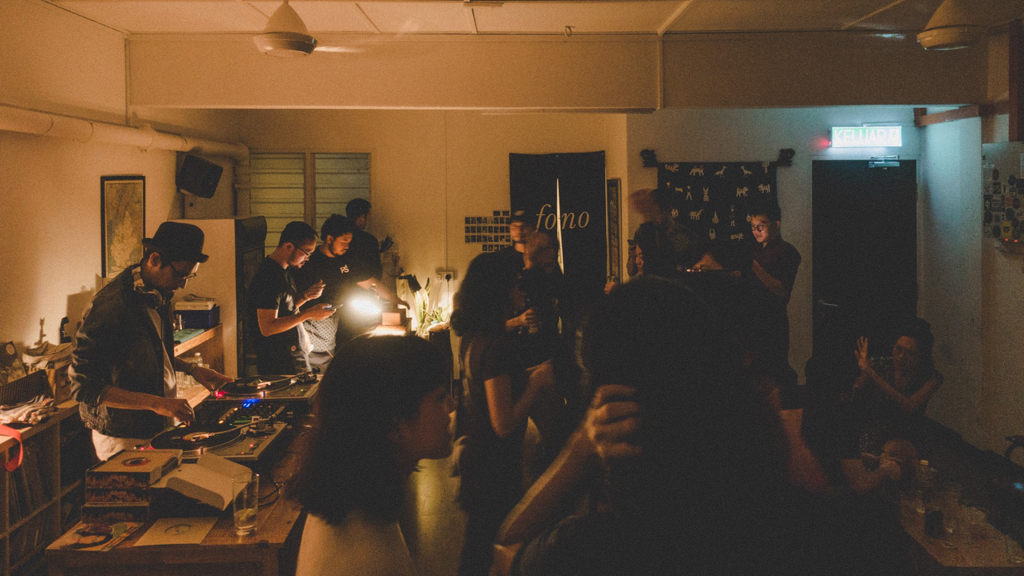 Kuala Lumpur venue fono calls for donations to stay open image