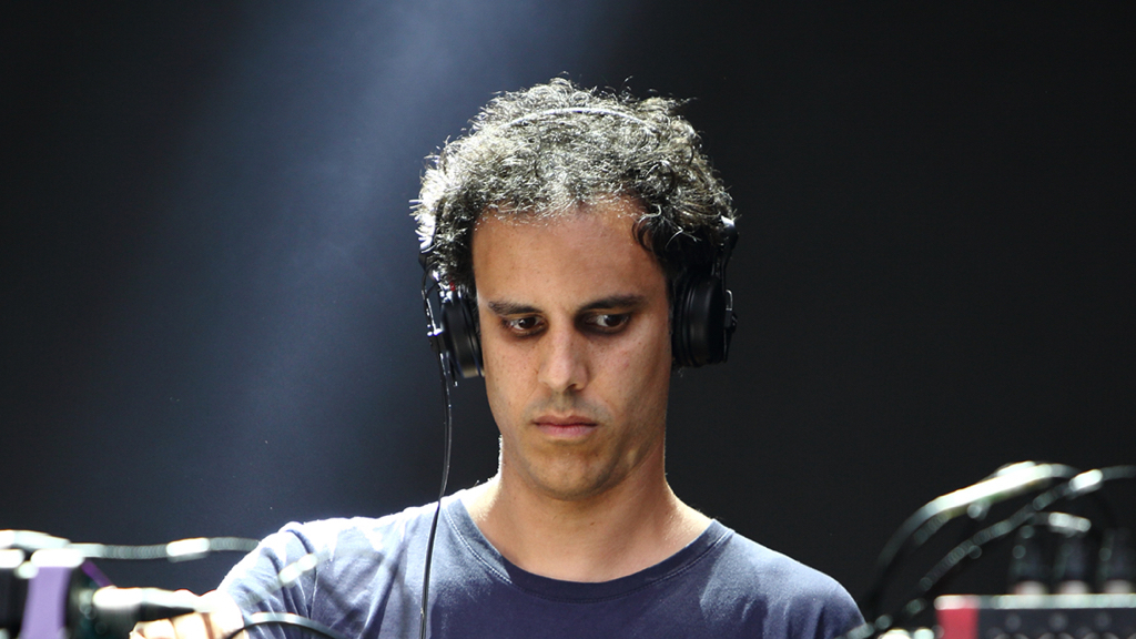 Mix Of The Day: Four Tet image