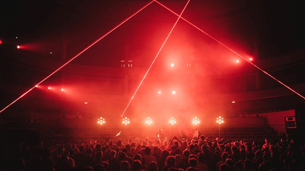 Nuits Sonores & European Lab Brussels reveal lineup for Belgian festival image