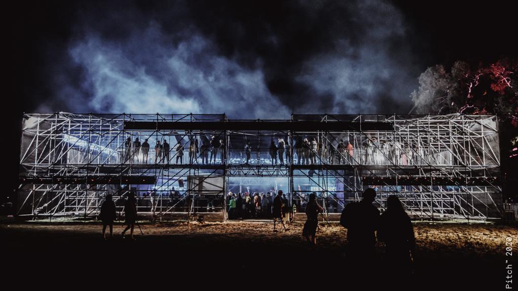 Jennifer Loveless, Kim Ann Foxman, Jensen Interceptor to play new Melbourne festival, Pitch Black image