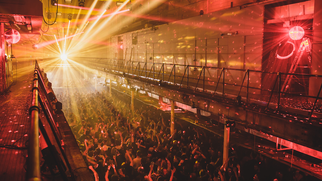 Printworks reveals details of forthcoming club nights image