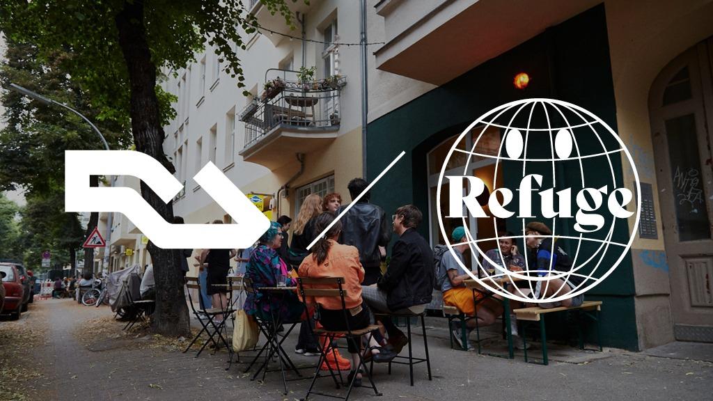 RA collaborates with Berlin radio station Refuge Worldwide on beginner DJ workshops image