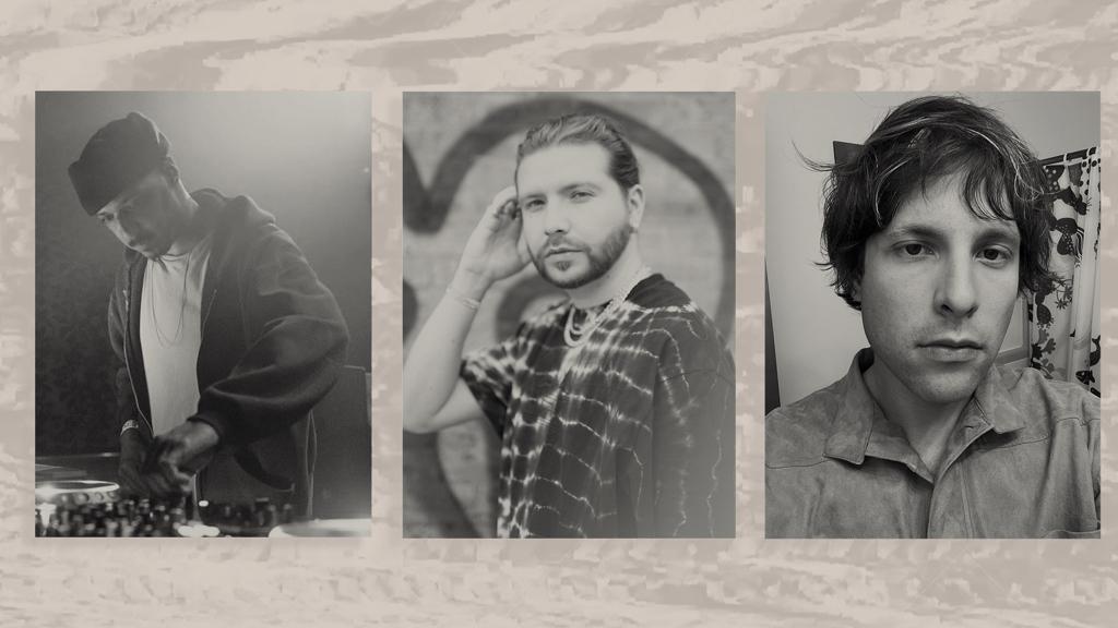 Kelman Duran, Florentino and DJ Python unveil first EP as Sangre Nueva image