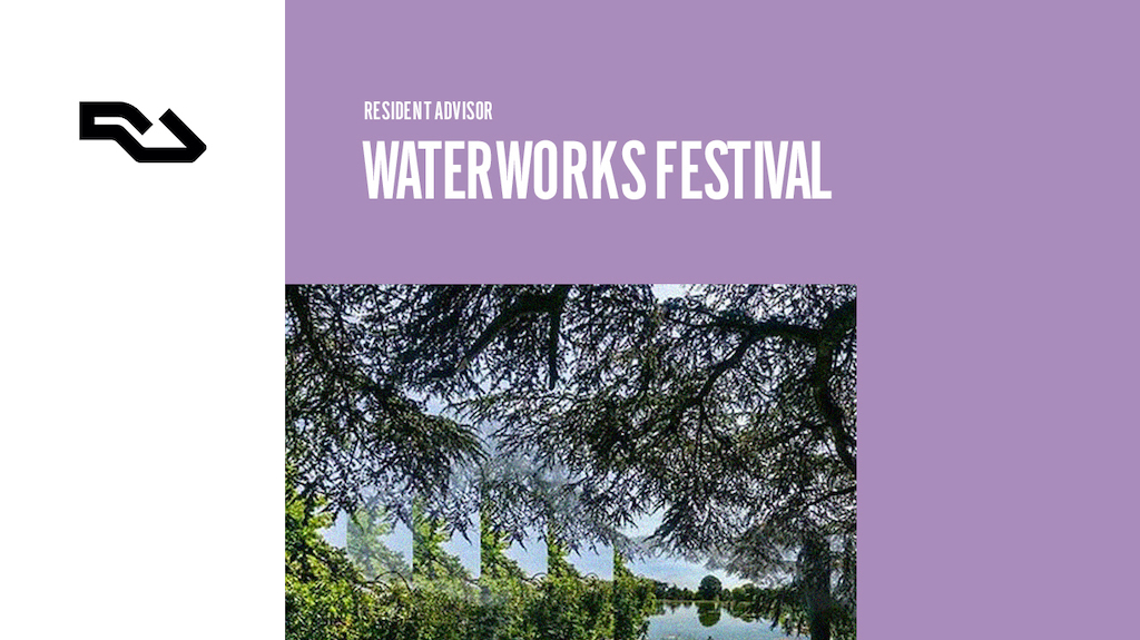 Listen to a playlist inspired by RA's Siren stage at Waterworks Festival 2021 image