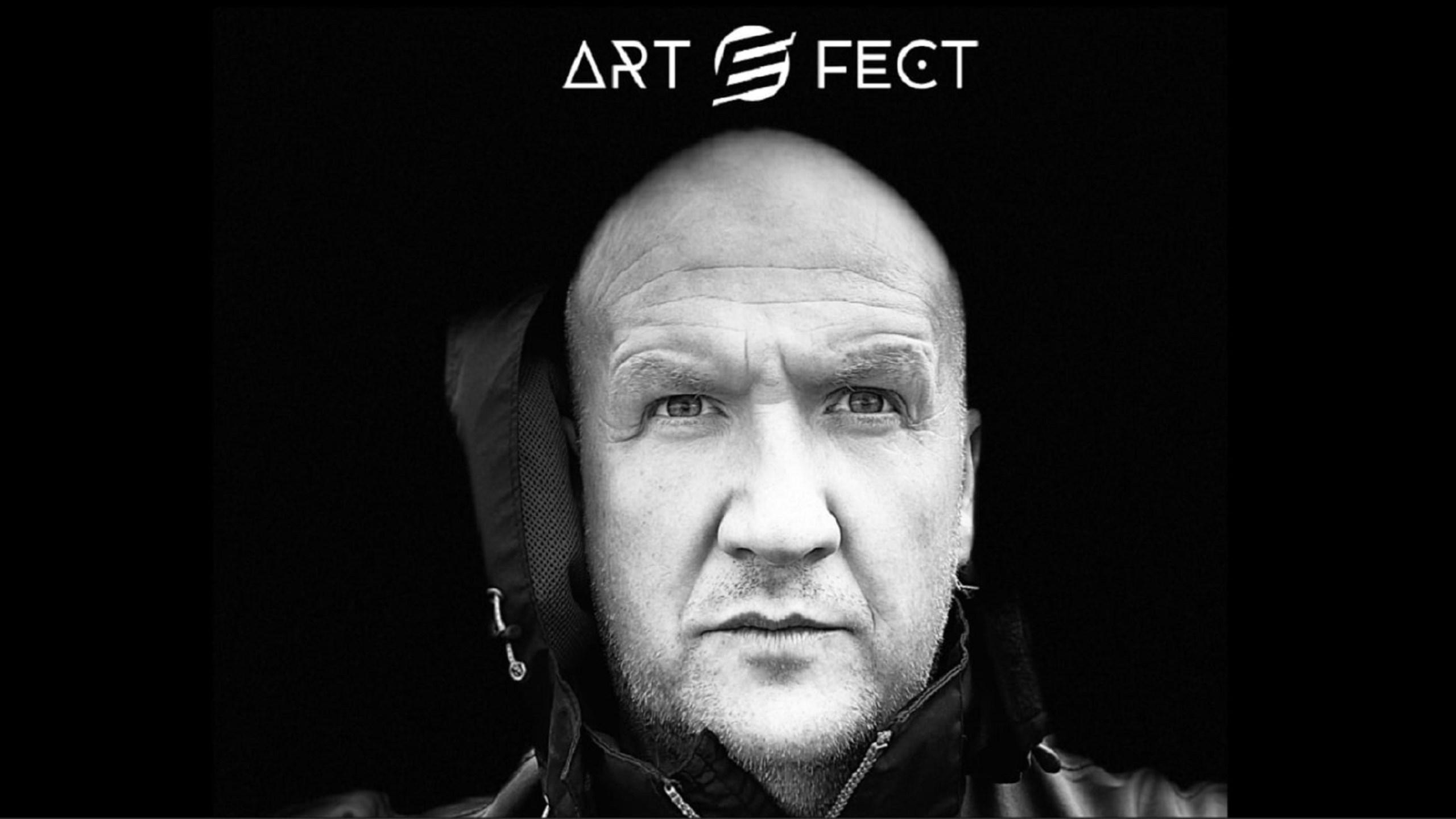 Cover image for Art e Fect