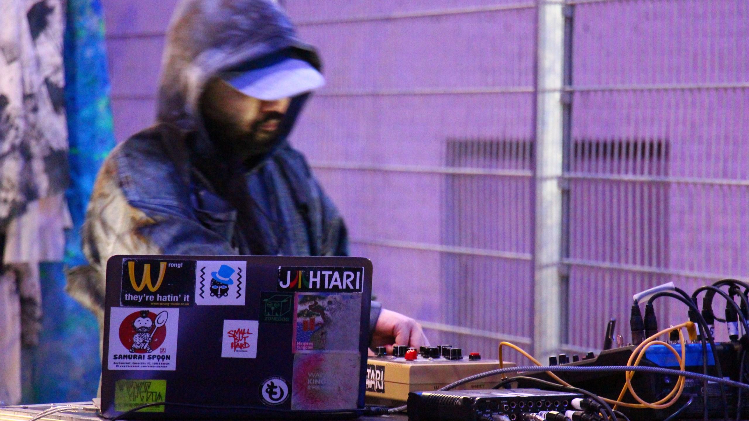 Cover image for DJ Scotch Egg
