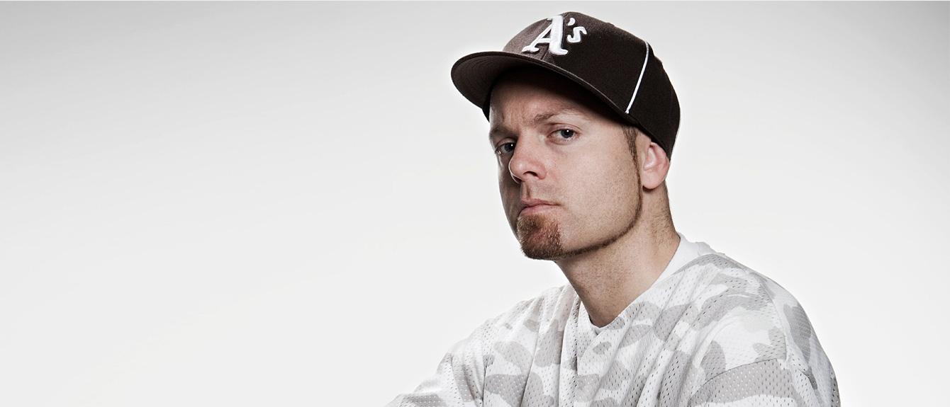 Cover image for DJ Shadow