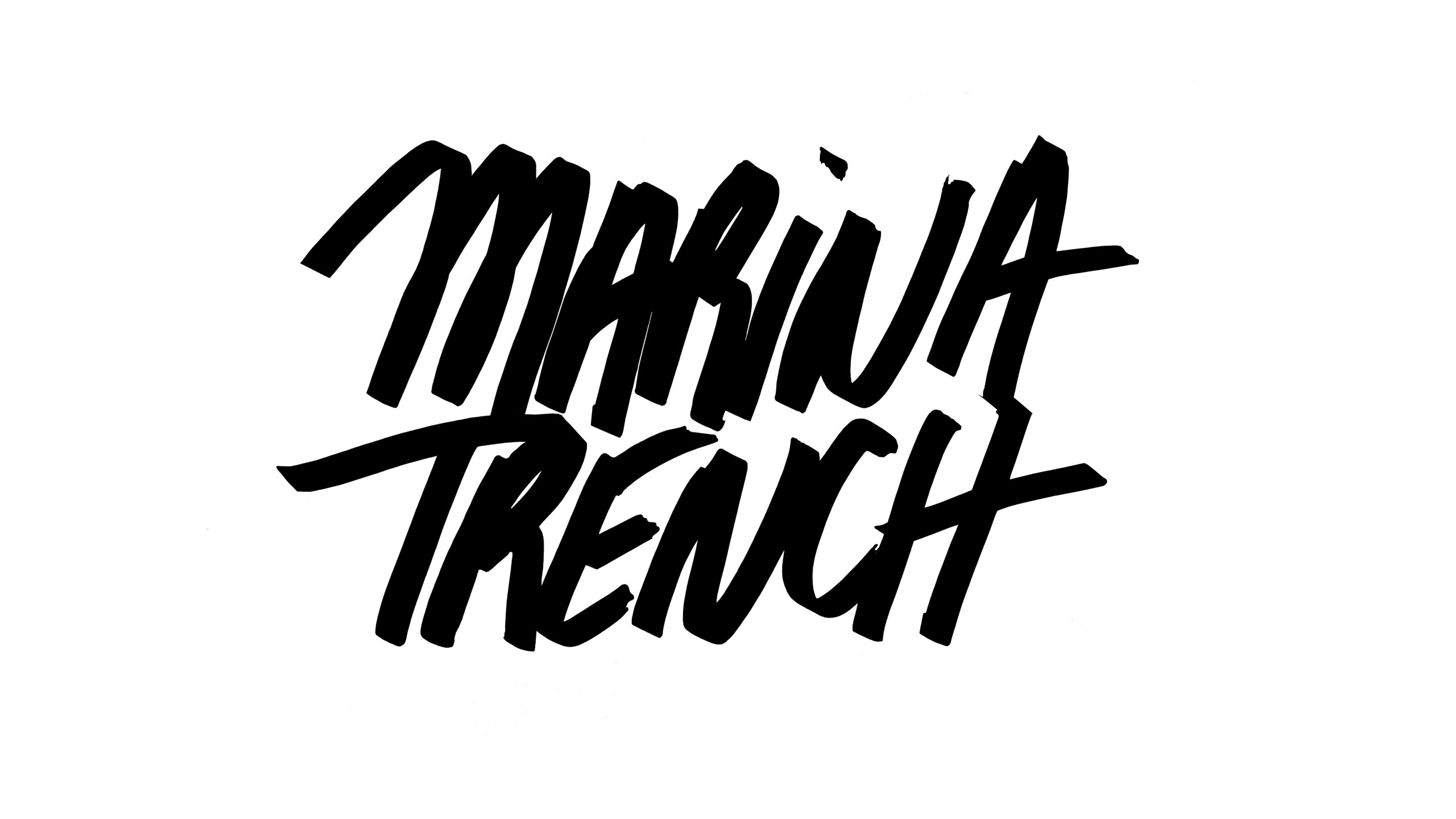 Cover image for Marina Trench